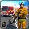 Firefighter 3D: The City Hero app icon