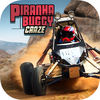 Piranha Buggy Craze iOS Icon