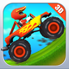 Hill Racing 3d: Uphill Rush iOS Icon