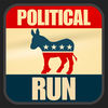 Political Run app icon