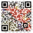 Cross Stitching Butterfly QR Code
