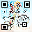 Dirt Bike Racing Stunts QR-code Download