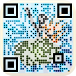 Farting stickman game free QR Code