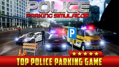 3D Police Parking Simulator Game