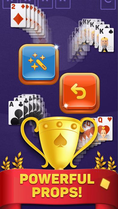 Aces Solitaire App Screenshot