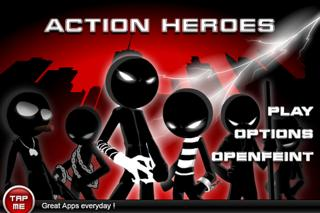 ACTION HEROES 9-IN-1