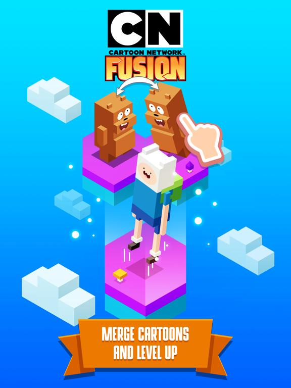 Cartoon Network Fusion App Screenshot