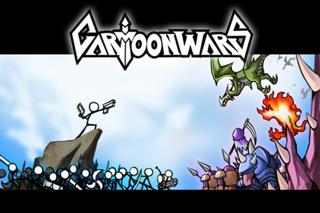 Cartoon Wars App Screenshot