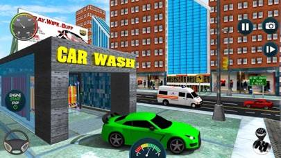City Car Wash Gas Station Paid App Screenshot