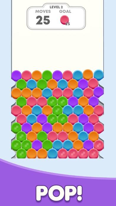 Color Pop: Matching Puzzle App Screenshot