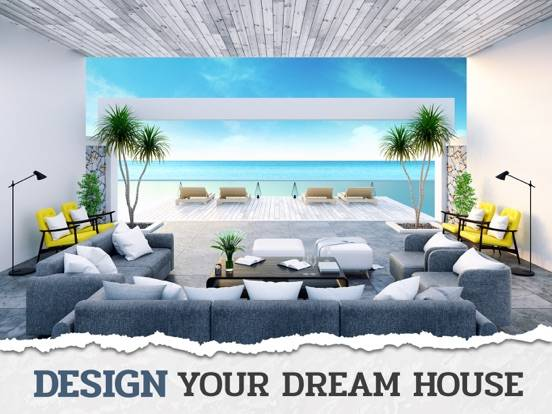 Design My Home Makeover App Screenshot