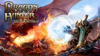 Dragon Hunter:Defense App Screenshot