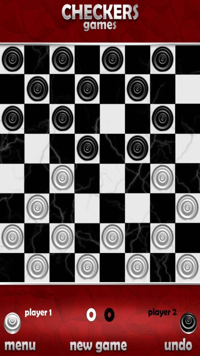 Free Checkers Game