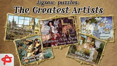 Greatest Artists: Jigsaw Puzzle