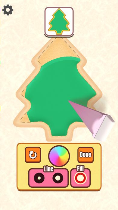 Icing Cookie App Screenshot