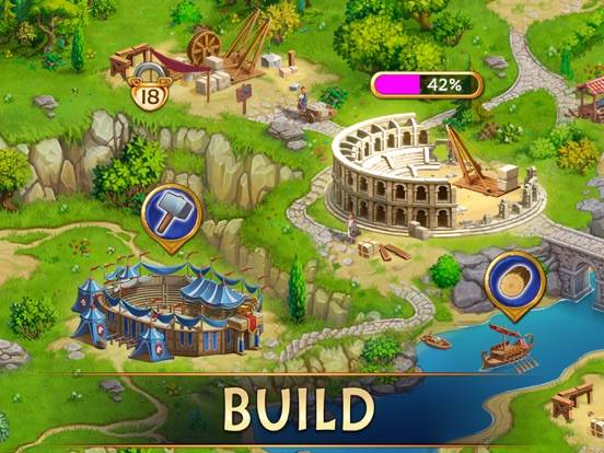 Price Match App >> Jewels of Rome (iOS) - Walkthrough, Tips & Cheats | AppsMeNow!
