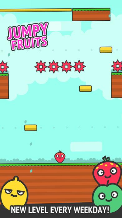 Jumpy Fruits