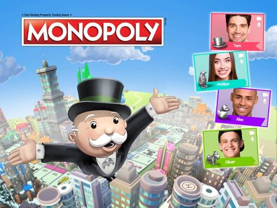 Monopoly App Screenshot