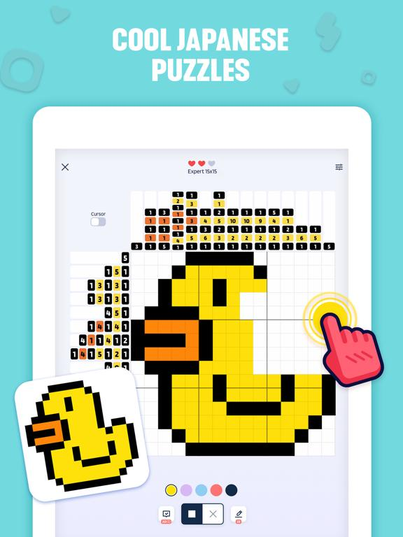 Nonogram App Screenshot