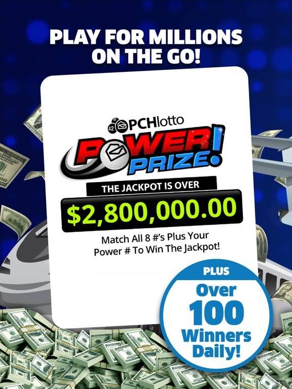 PCH Lotto Blast: Walkthrough Guide   AppsMeNow!