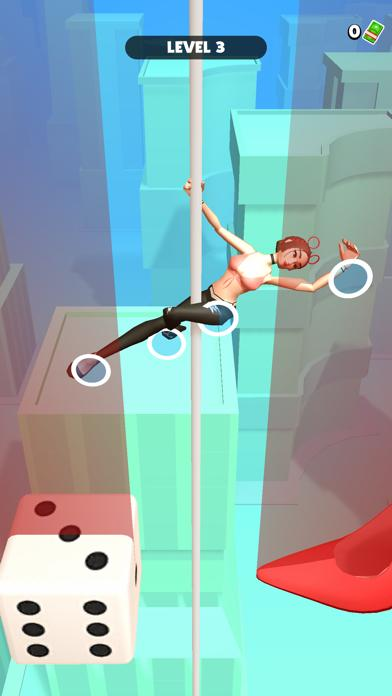 Pole Dancer 3D App Screenshot