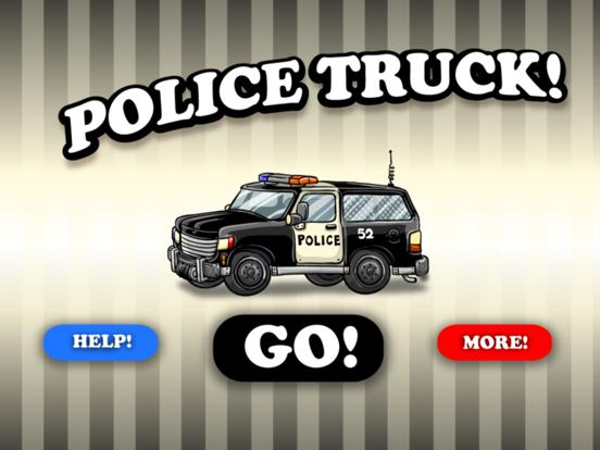 Police Truck