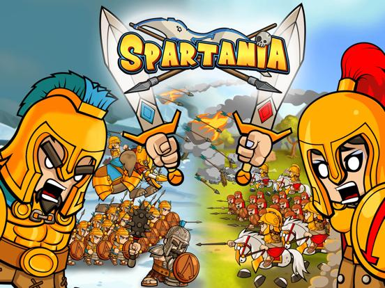 Spartania: Casual Strategy!