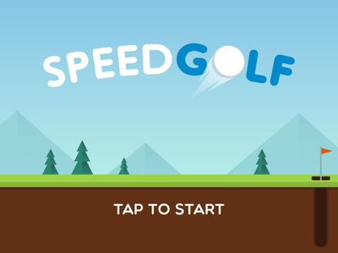 Speed Golf