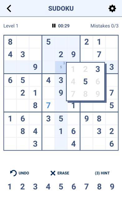 Sudoku (Pro): Walkthrough Guide   AppsMeNow!