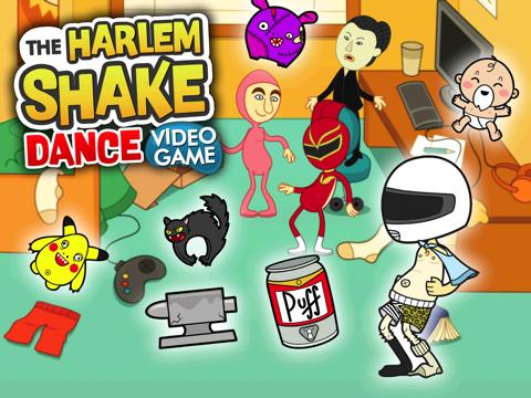 The Harlem Shake Dance Video Game Top