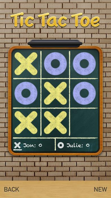 Tic Tac Toe Pro App Screenshot