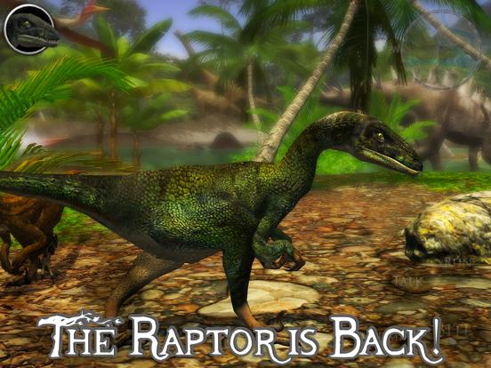 Ultimate Raptor Simulator 2 App Screenshot